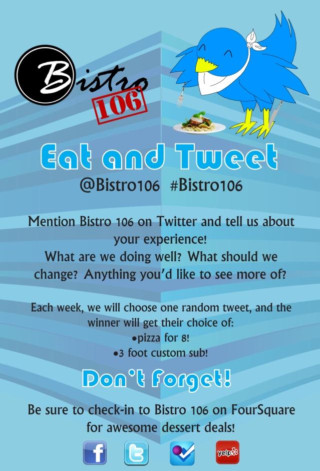 Eat & Tweet