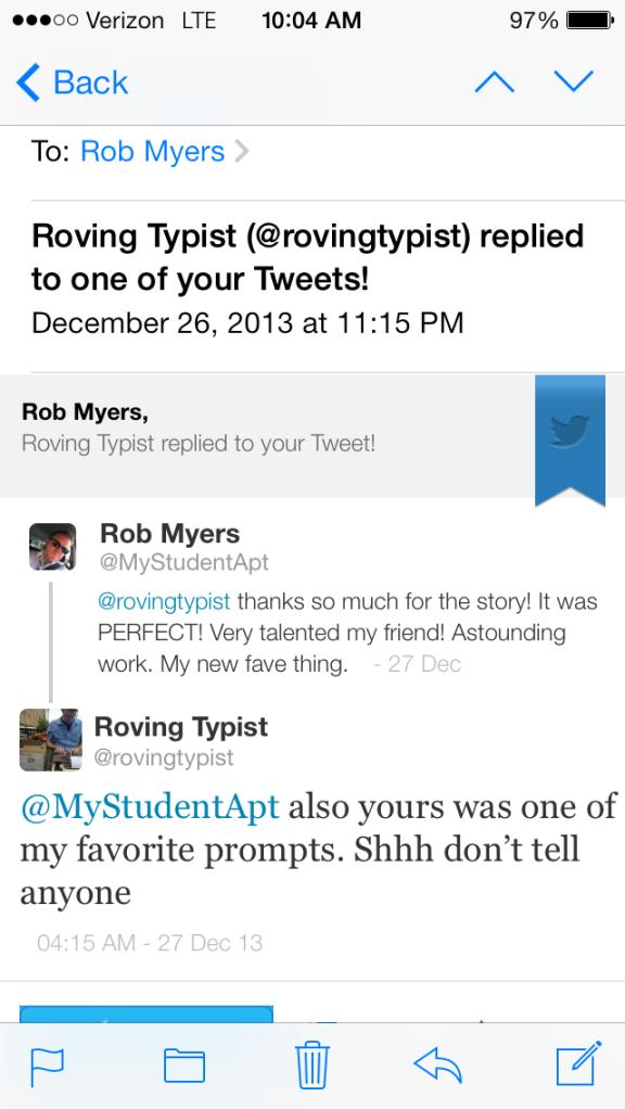 tweetRovingTypist